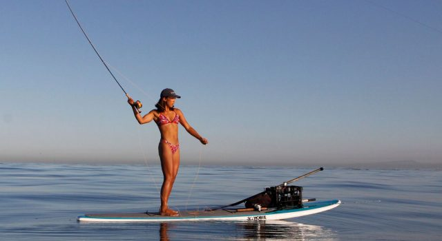 Michelle Bowman paddle sports