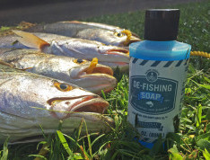 de-fishing soap