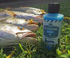 de-fishing soap