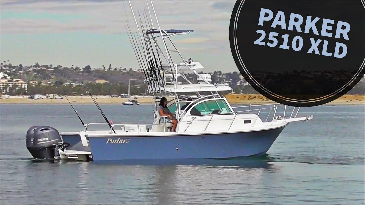 Parker - Best Fishing Boat In The Industry? | BDoutdoors