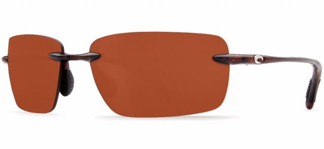 oyster bay - costa rimless sunglasses