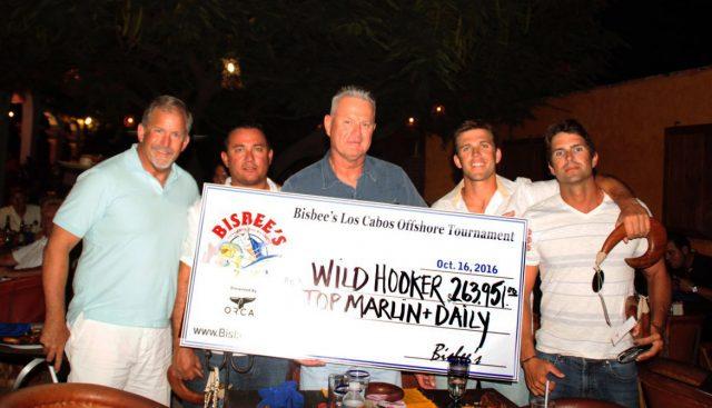 tournament results Wild Hooker Wins