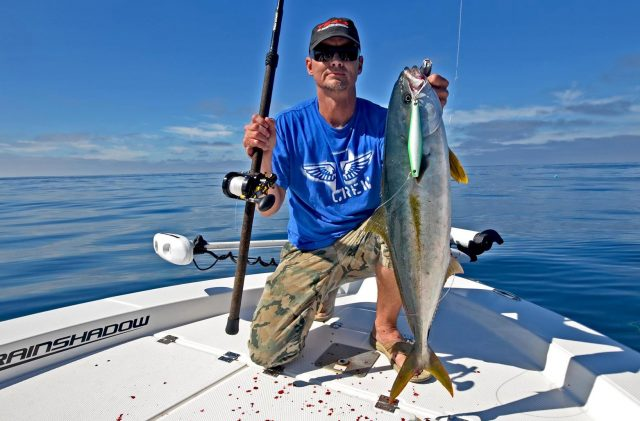 Rainshadow tuna popper is a next level long rod bd outdoors for Tuna fishing pole