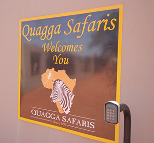 Quagga safaris