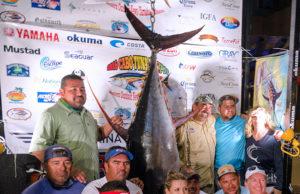Big Tuna Caught