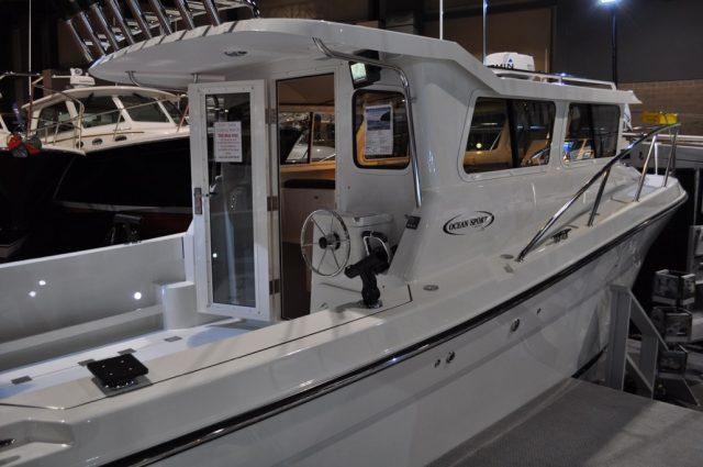ocean sports boat legacy 26