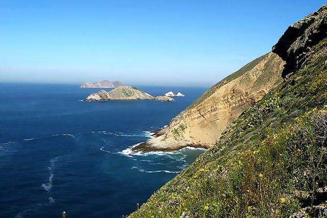 coronado islands