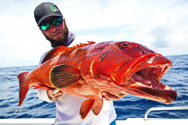 fishing tackle list