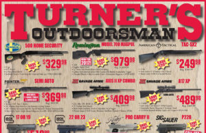 Turners outdoorsman