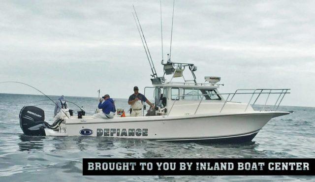 2017 Defiance Boats