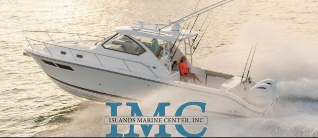 Islands Marine boat show