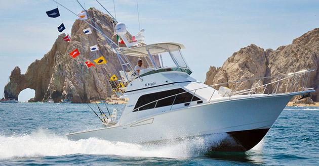 baja charterboat