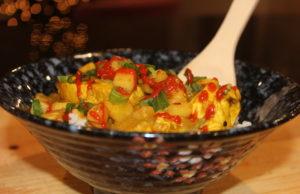 Hawaiian Ono Curry