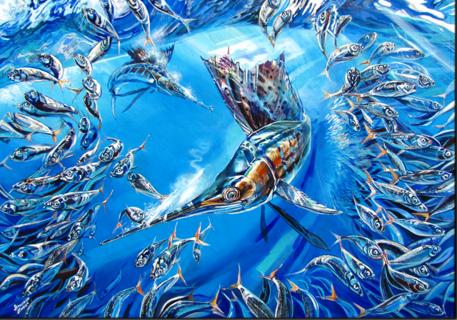 marine artists