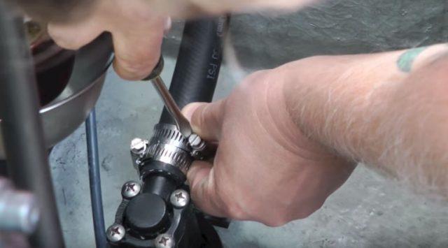 boat hose