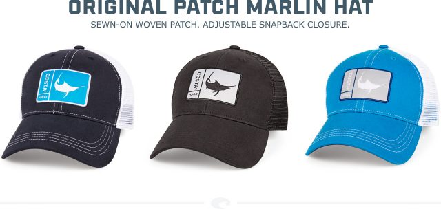 marlin hat - New Costa Gear