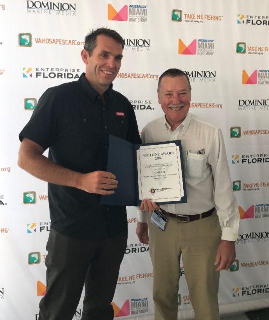 Simrad electronics - simrad award