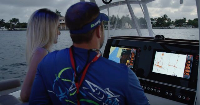 Simrad electronics video solutions - Neptune Award