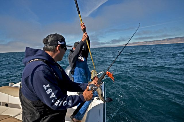 fishing - Fishing Improves Weather Stabilizes