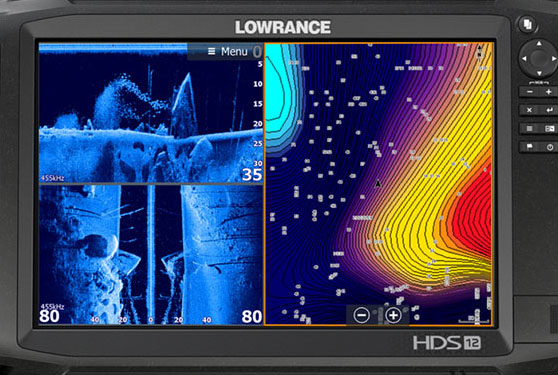 boat electronics-lowrance 60th Anniversary