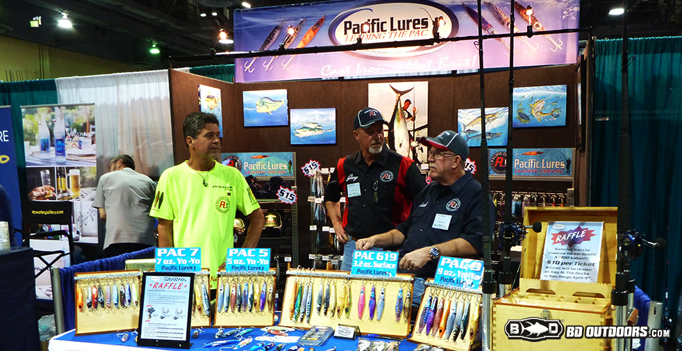 pacific lures