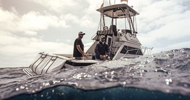 swordfishing daytime