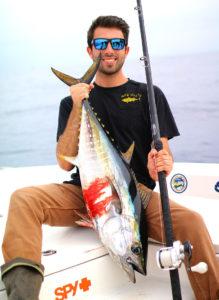 zach zorn yellowfin