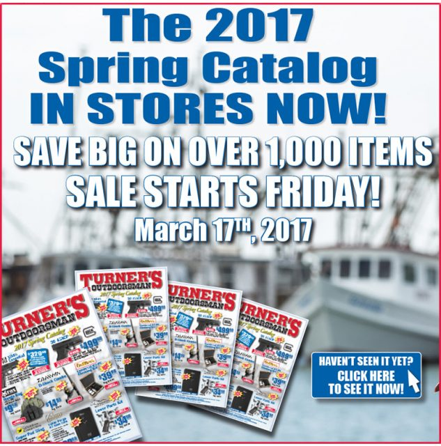 Spring blast sale - Outdoorsman Spring Catalog