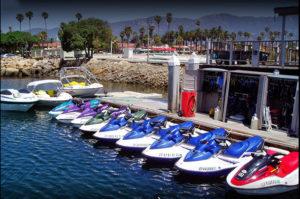 Sea-Doo jet boats