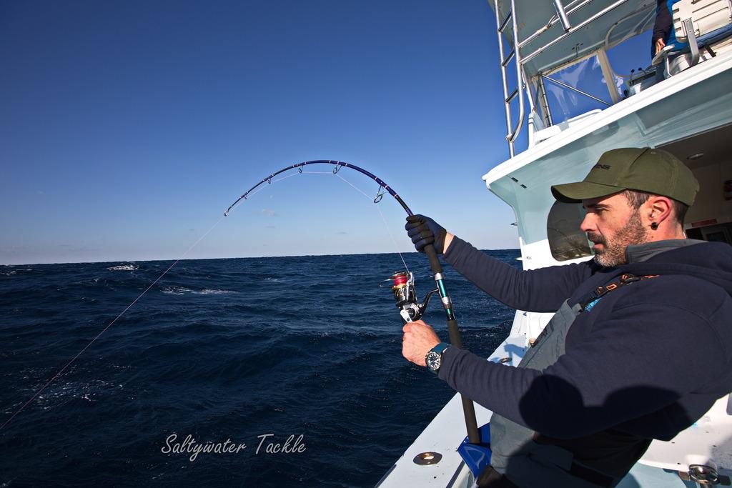 OBX Bluefin Tuna On Spinning Gear   BDoutdoors