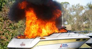 BoatUS fire