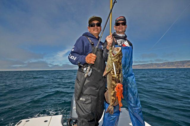 private boater, rockfish seminar last month