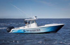 seakeeper boat