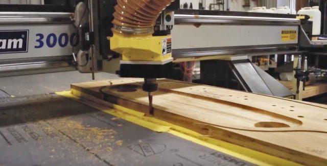 release marine  CNC Machine