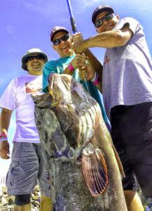 "Punta Lobo ""fishin' hole."