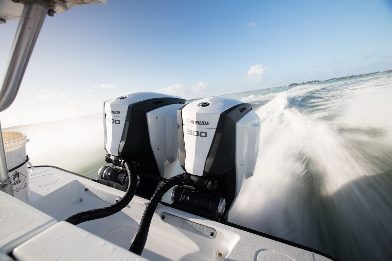 Evinrude engines Warranty engine data