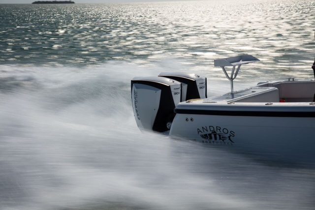 run fearless - Evinrude Announces