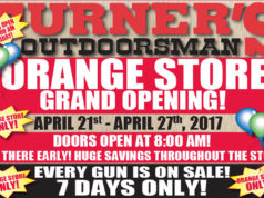 Turners Outdoorsmans Grand Opening