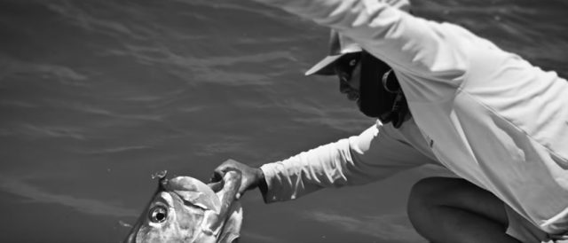 DAVID MANGUM KNOWS TARPON FISHING
