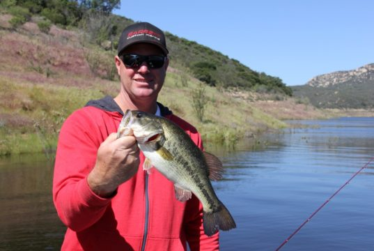 fish caught T Lake bass report