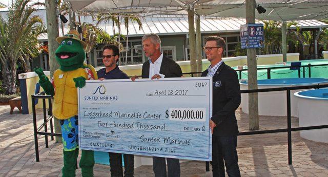Suntex Marinas Acquires Loggerhead Marinas