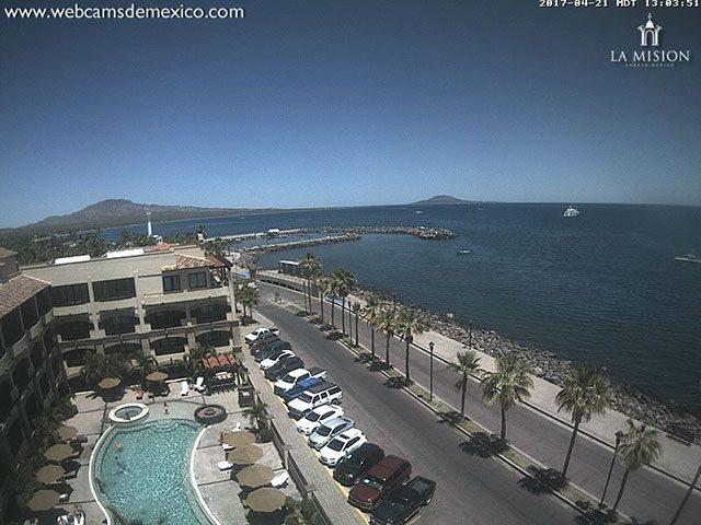 sea view mexico
