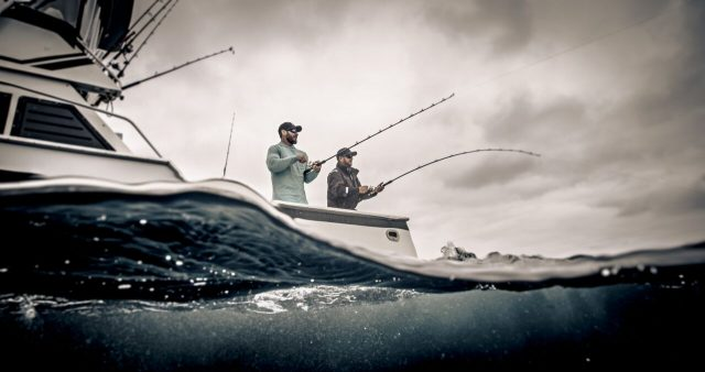 tuna fishing tv show
