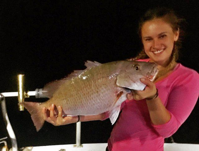 alex ladies fishing