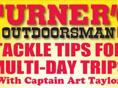 Tackle Tips Seminar For Multi-Day Trips From Turner's Outdoorsman