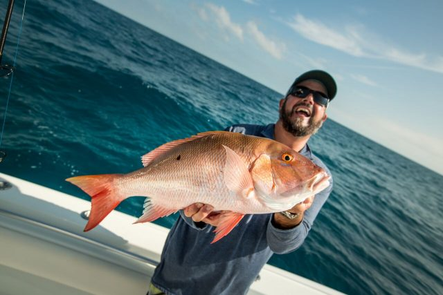 reef fishing Local Knowledge Episode 4