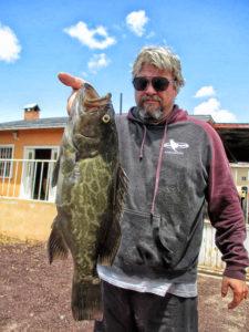 baja fishing report may
