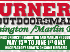 Remington & Marlin Days Turner's Outdoorsman