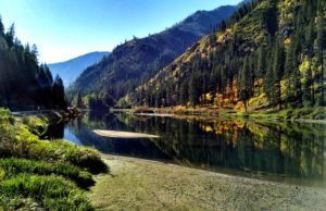 Salmon Fishing Closed For Spring Chinook Washington's Icicle River