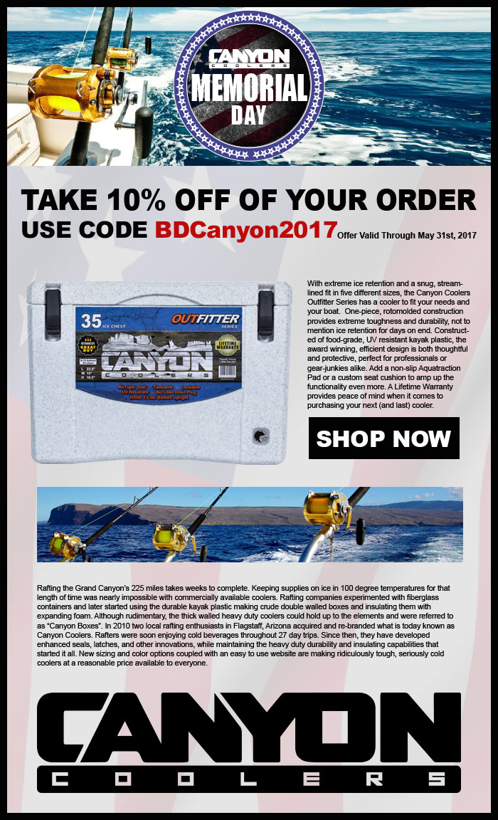 Canyon Coolers Memorial Day - canyon cooler sale